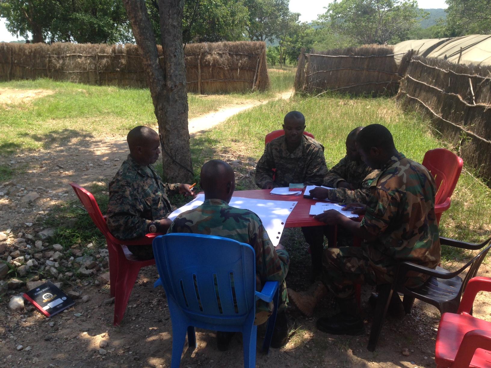 Zambia Group work