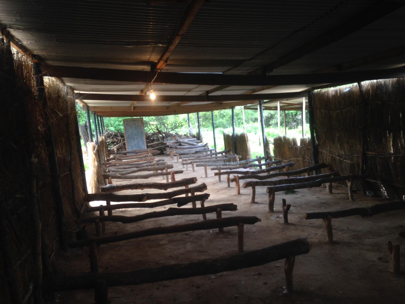 Zambia Classrooms