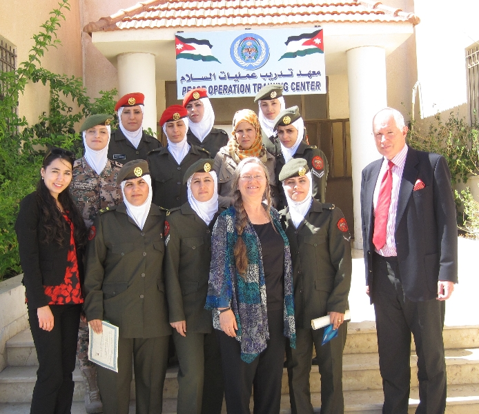 POC Training in Jordan