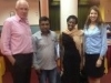 With associates from Child Care (India) and DPKO Child Protection